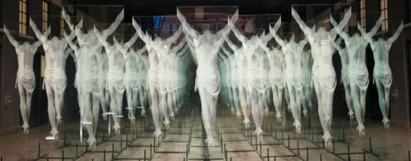 Gonzalo Borondo y su nueva obra «Non Plus Ultra»