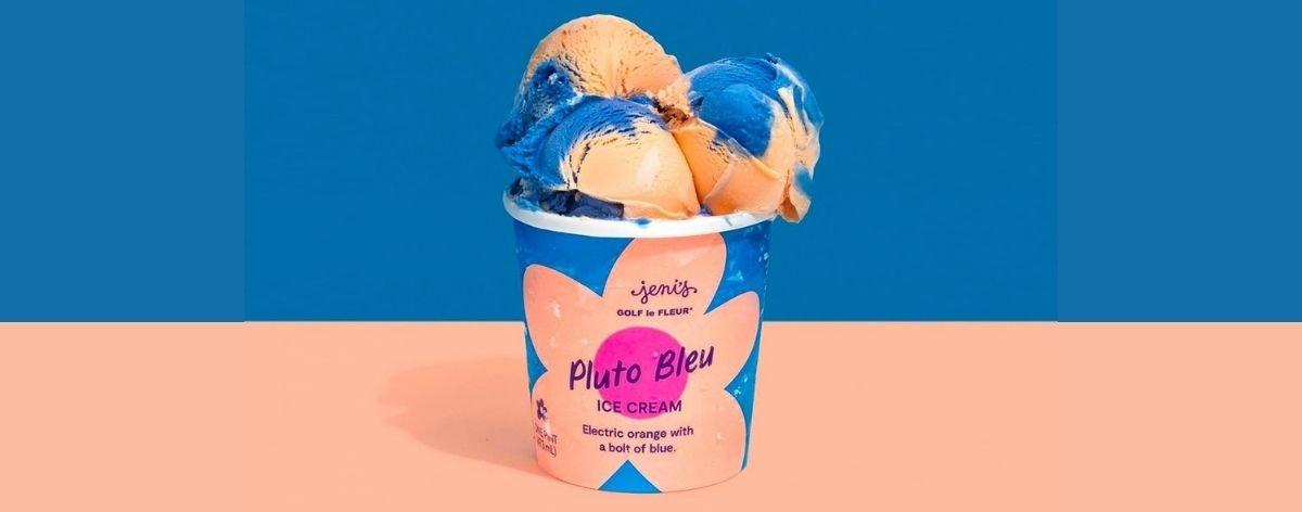 Pluto Bleu, el nuevo helado de Tyler, The Creator