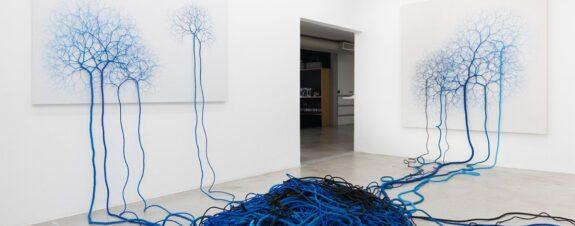 Janaina Mello y el arte con sogas