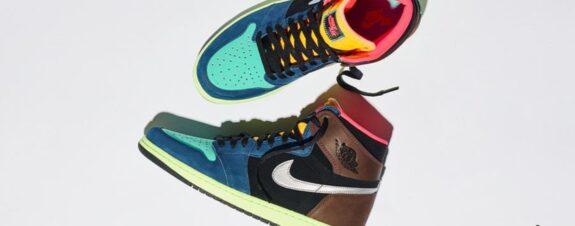 Jordan 1 Bio Hack, un guiño a Nike SB y el baloncesto