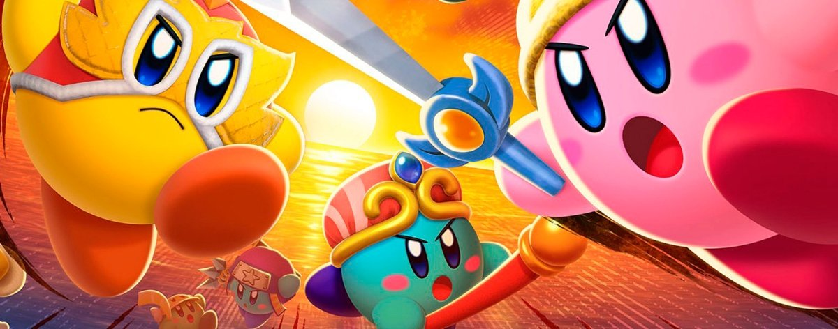 Kirby Fighters 2 ya es una realidad en Nintendo Switch