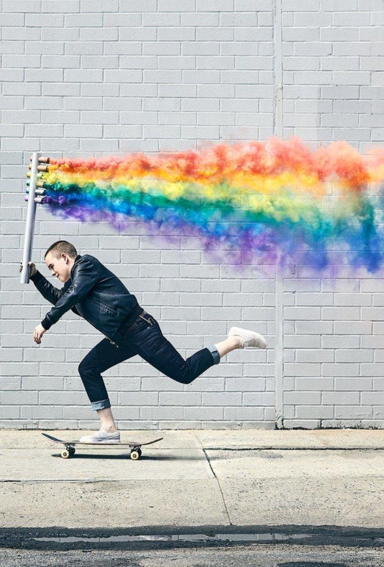 Leo Baker, el skater No Binario llega a Tony Hawk