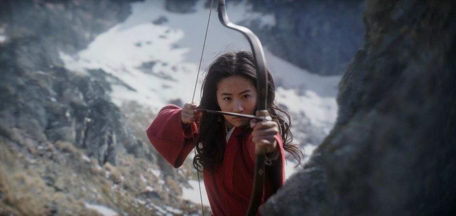 Aspecto de Mulan en adaptación live action