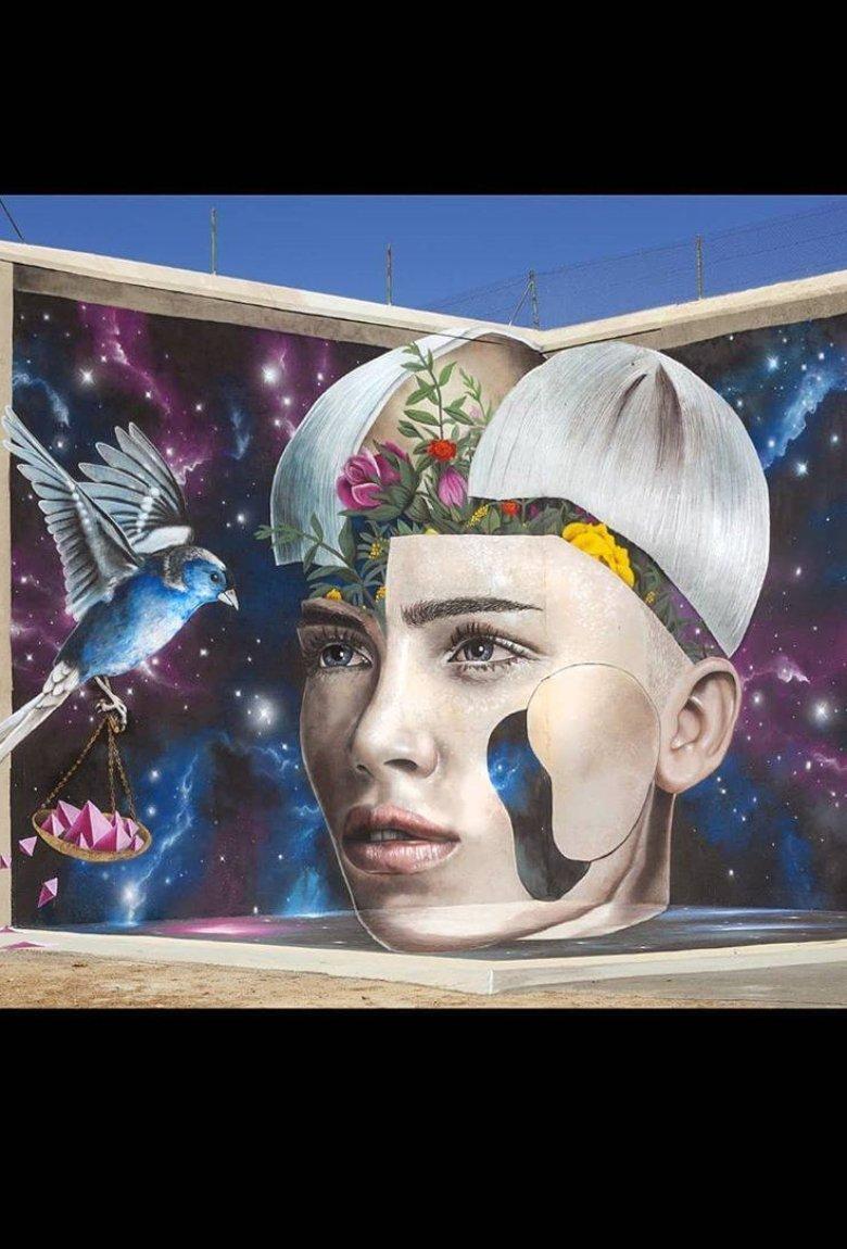 Murales del mes de septiembre según All City Canvas