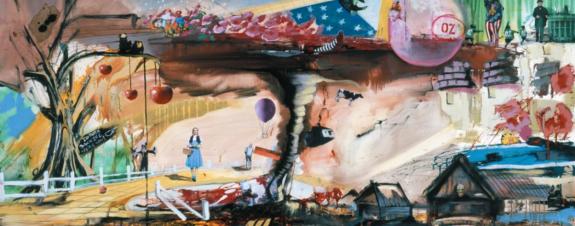 Marcus Jansen presenta expo individual inspirada en el graffiti