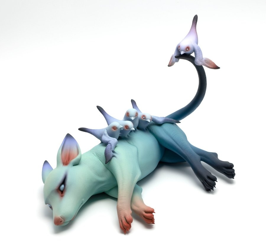 Escultura de Erika Sanada