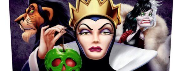 Monopoly de villanos de Disney para Hallowen