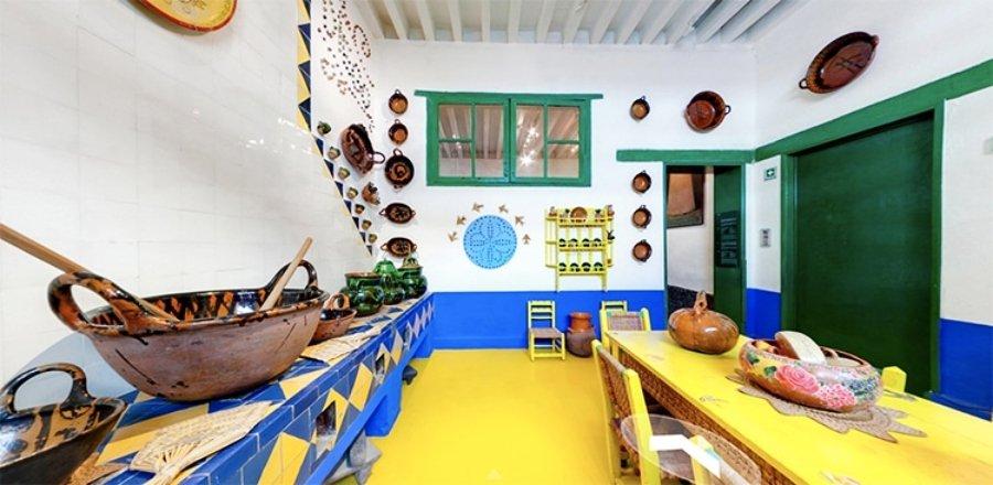 Cocina de Frida Kahlo