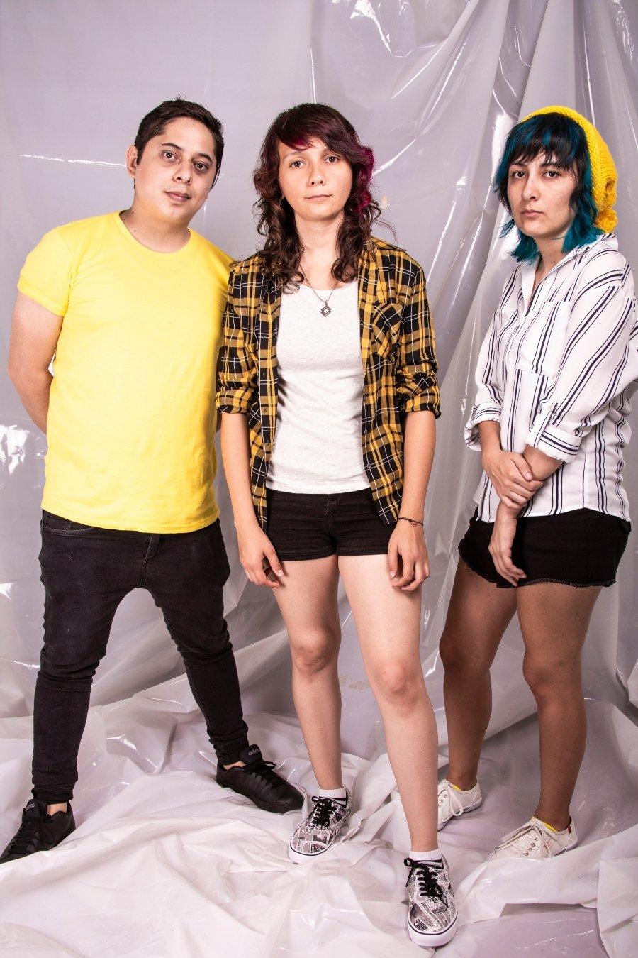 Retrato de la banda Navit