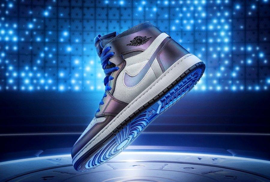air Jordan 1 en colaboración con League of Legends
