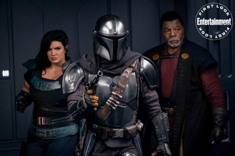 Nuevas imagenes de la segunda temporada de The Mandalorian