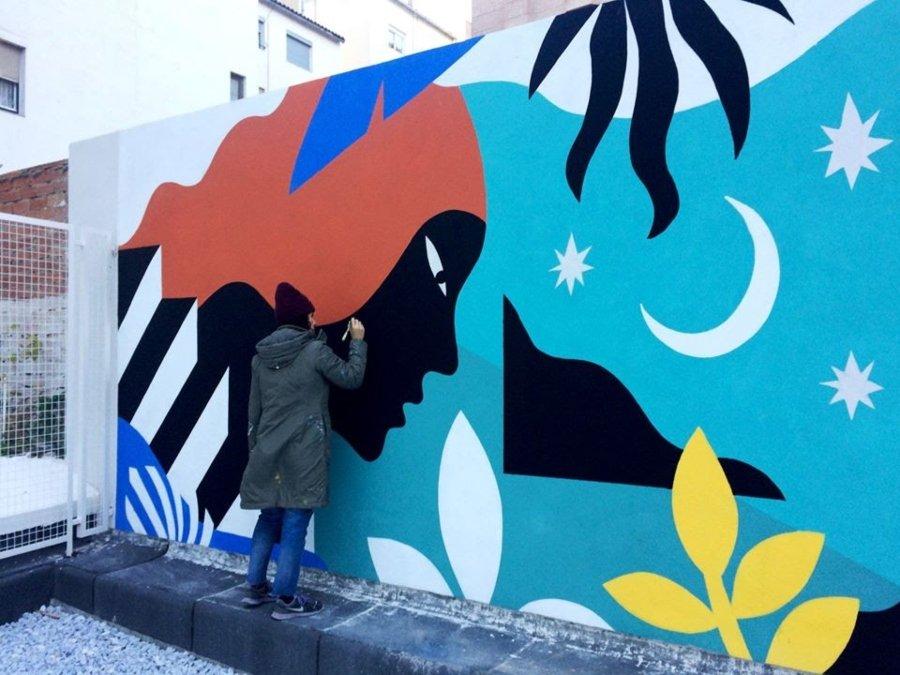 Mural de Harsa Pati