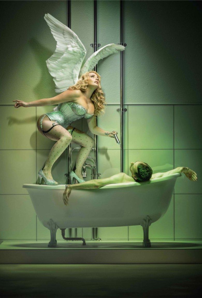 Philipp Humm y su fotografía surrealista