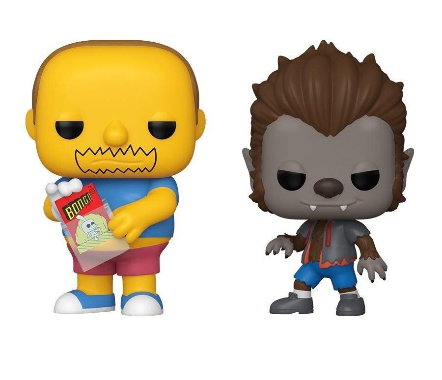 Funko Pop d eLos Simpsons