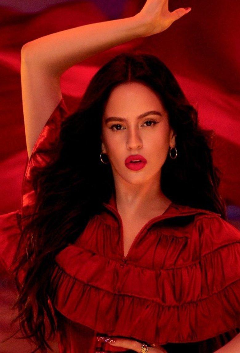 Rosalía y MAC lanzan el lipstick Viva Glam 2020