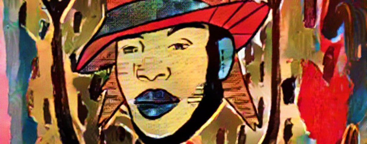 STiCH, el artista virtual que pinta como Basquiat