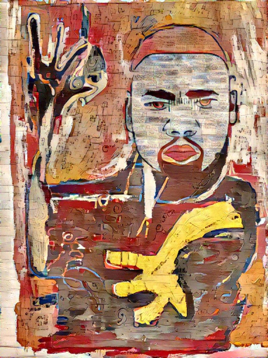 Sin título (1bc639f5-fcc0) (Idris Elba). Todas las imágenes cortesía del artista.