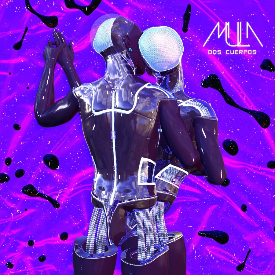 Portada del nuevo sencillo de MULA