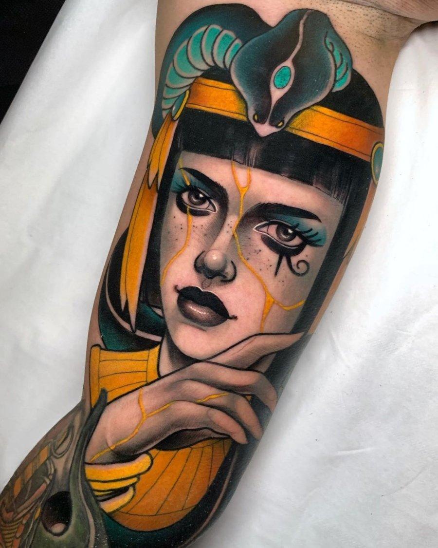 Tatuaje por Debora Cherrys