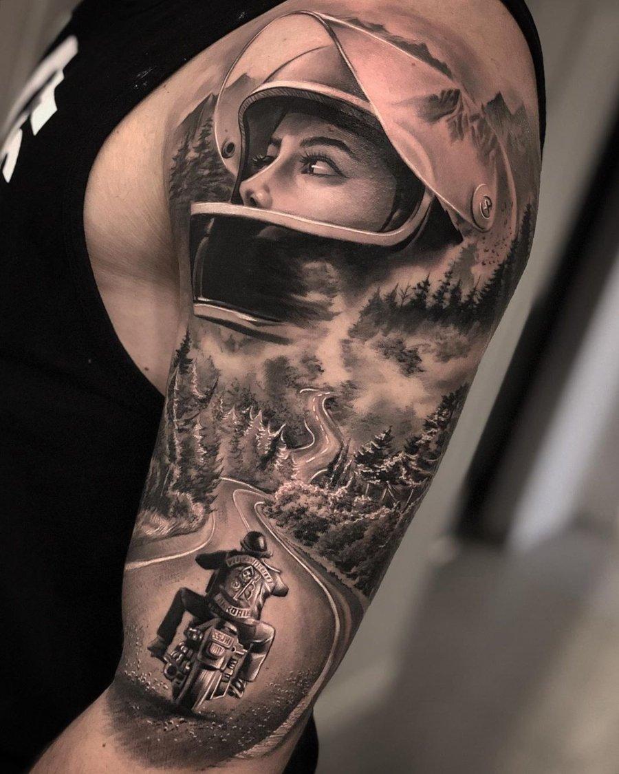 Los mejores tatuadores de Madrid