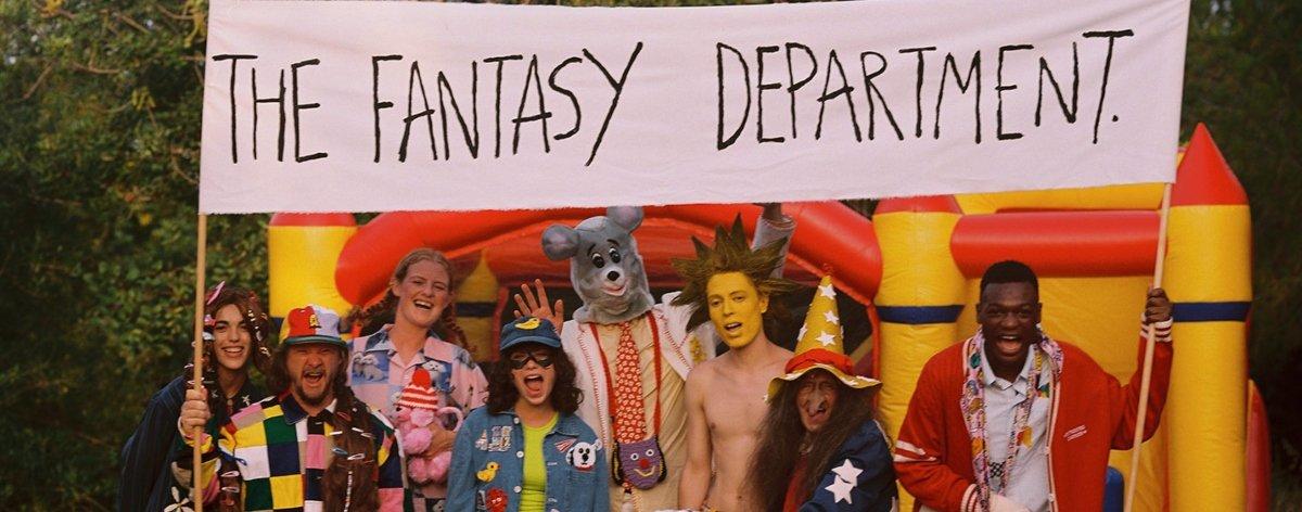 The Fantasy Department, lo nuevo de Outsiders Division