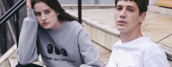 Bape x COMME des GARÇONS, nueva colaboración