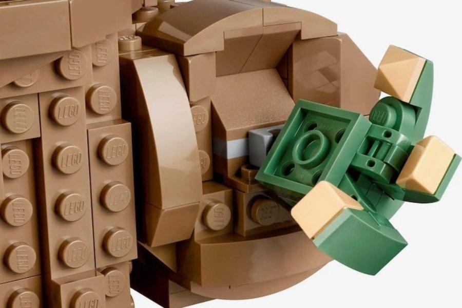 Set Baby Yoda por LEGO