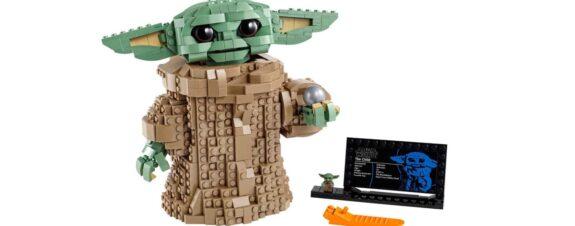 Baby Yoda llega a conquistarnos en versión LEGO