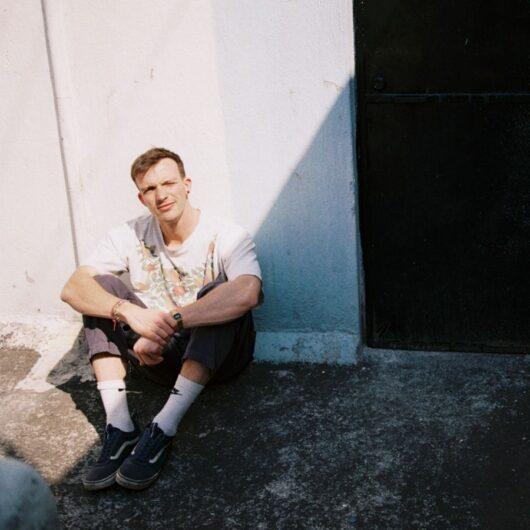 Retrato del músico Baird