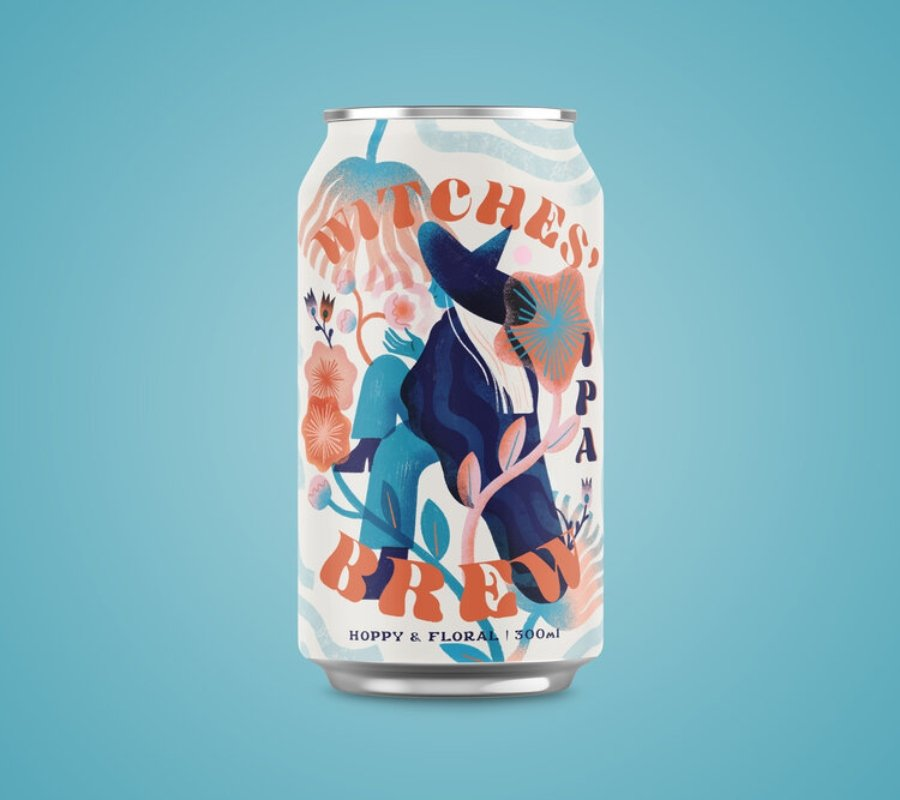 Vanessa Lovegrove imagina una cerveza para brujas