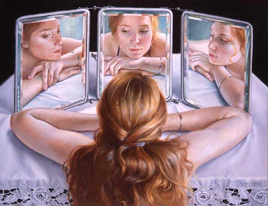 Pinturas que reflejan el placer de no hacer nada