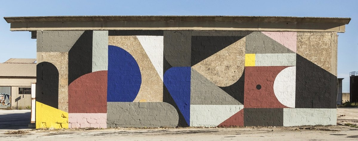 Greg Jager convierte fábrica en centro de arte