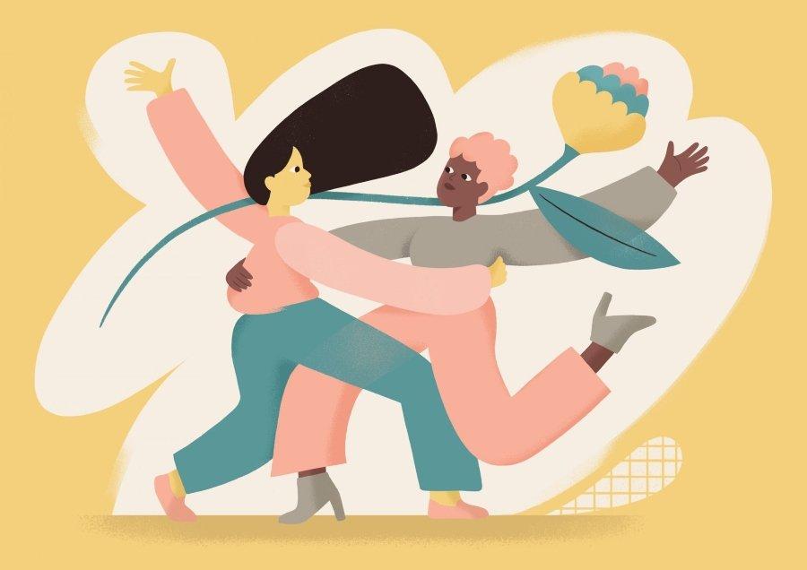 Ilustración por Hikimi
