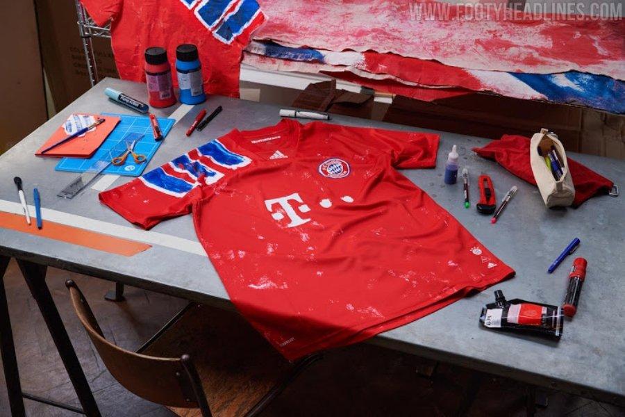 Nuevas camisetas de futbol por Pharrell Williams y Adidas