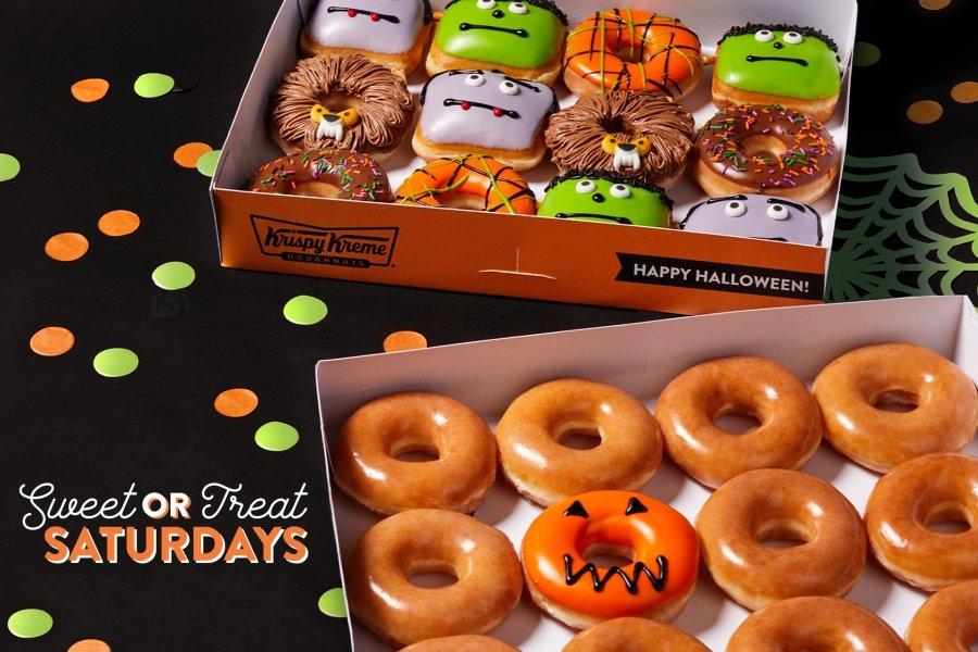 Donas edición Halloween