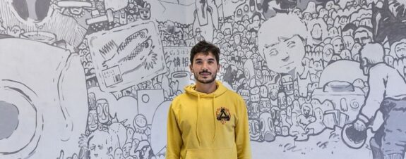 Nico Miyakawa y sus obras oníricas dibujadas a mano