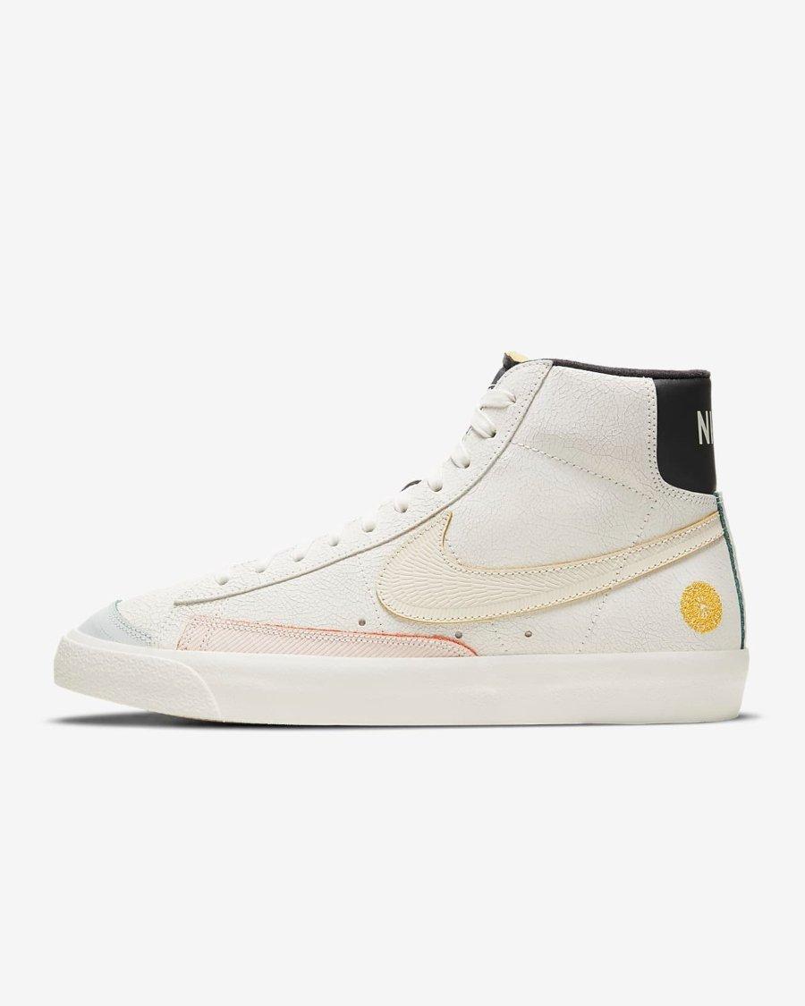 Sneakers de Día de Muertos por NikeSneakers de Día de Muertos por Nike