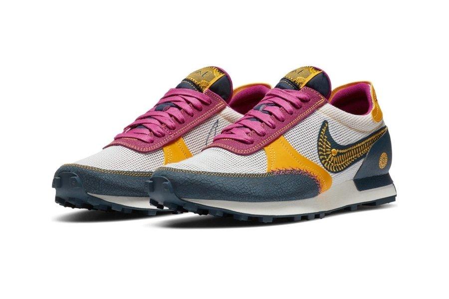 Sneakers de Día de Muertos por Nike