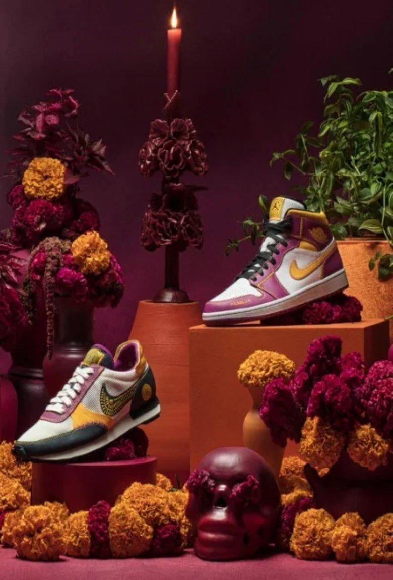 Sneakers de Día de Muertos 2020 ¡Imperdibles!