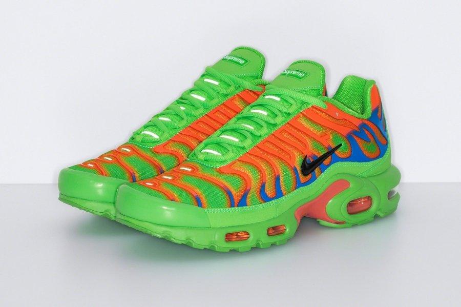 Tenis de la última colaboración con Nike