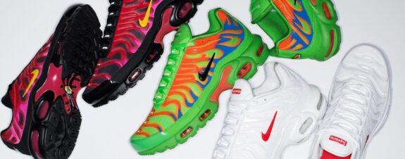 Supreme y Nike tienen nueva cápsula para otoño/invierno