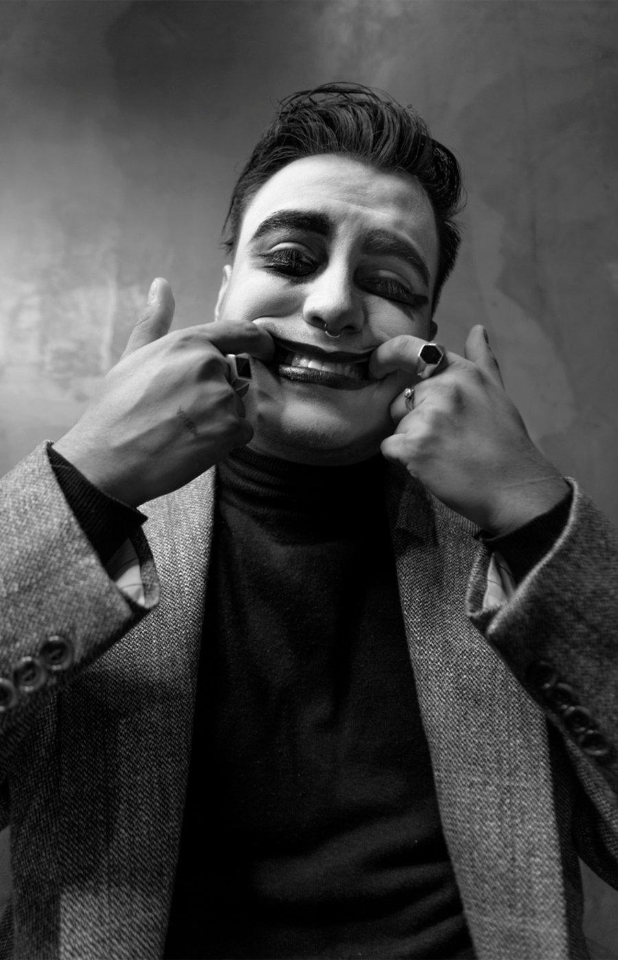 Retrato de Giuseppe Malagón