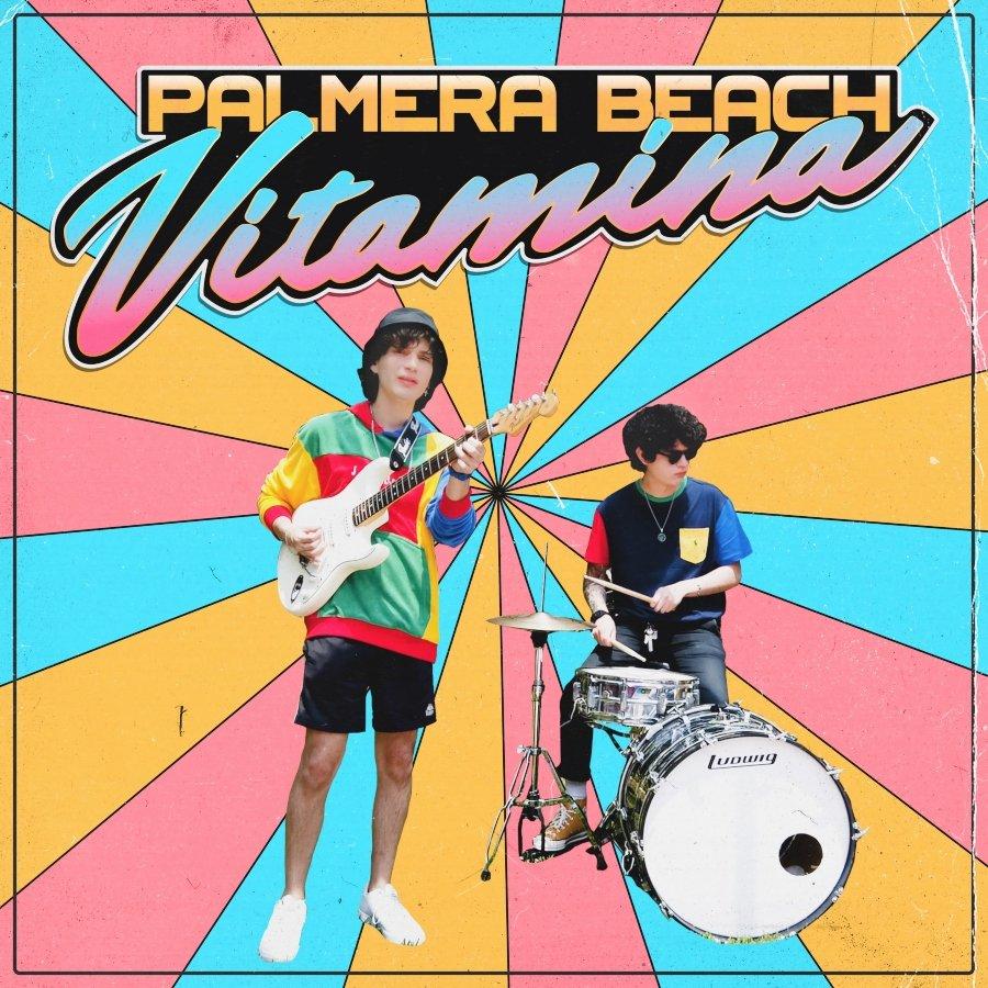 Portada del nuevo sencillo de Palmera Beach