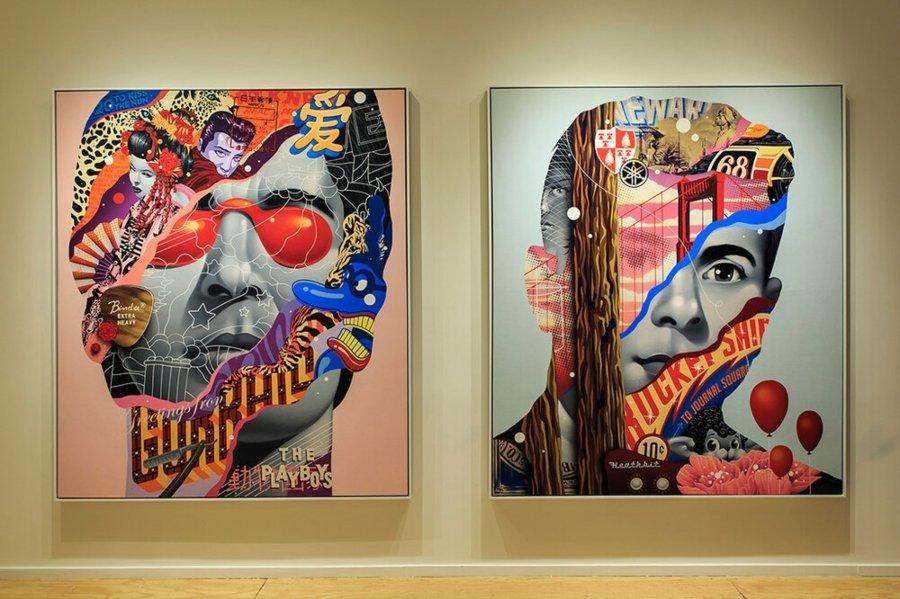 """Imágenes de la exposición """"Legacy"""""""
