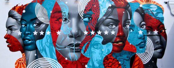 Tristan Eaton: arte como una forma de escape y creación