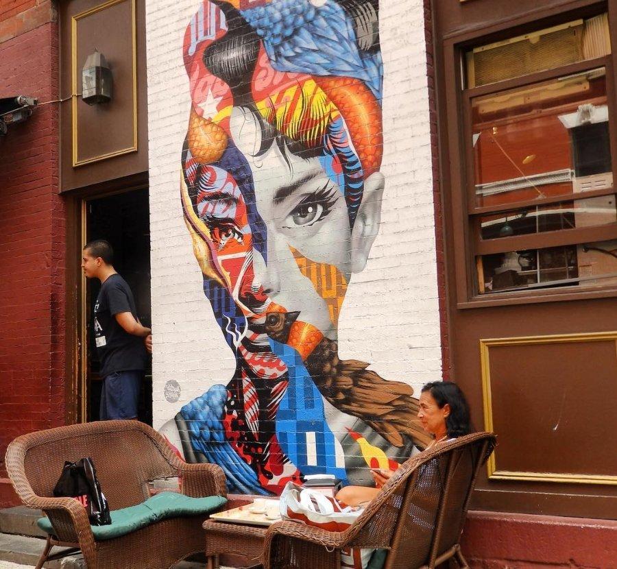 Mural por Tristan Eaton