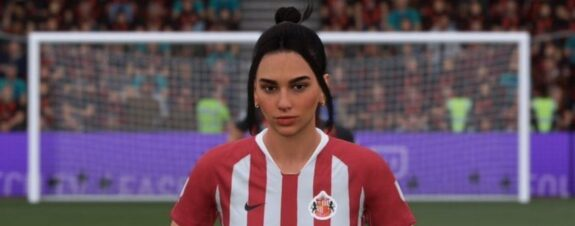 Dua Lipa llega como personaje a FIFA 21