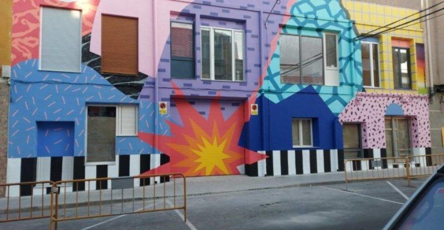 Nuevo mural de Antonyo Marest