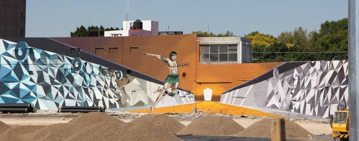 Artistas denuncian plagio en festival Distrito Alameda