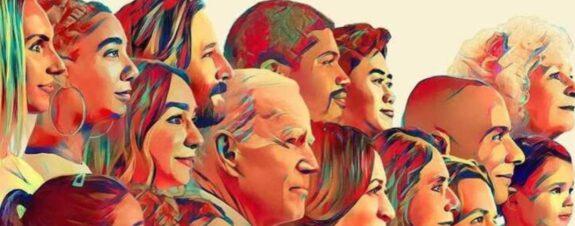 Artistas gráficos y las elecciones de EEUU